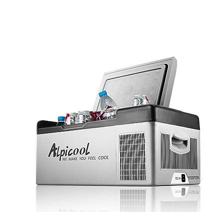 Amazon.es: Compresor de Coche Refrigerador Coche Pequeño Mini ...