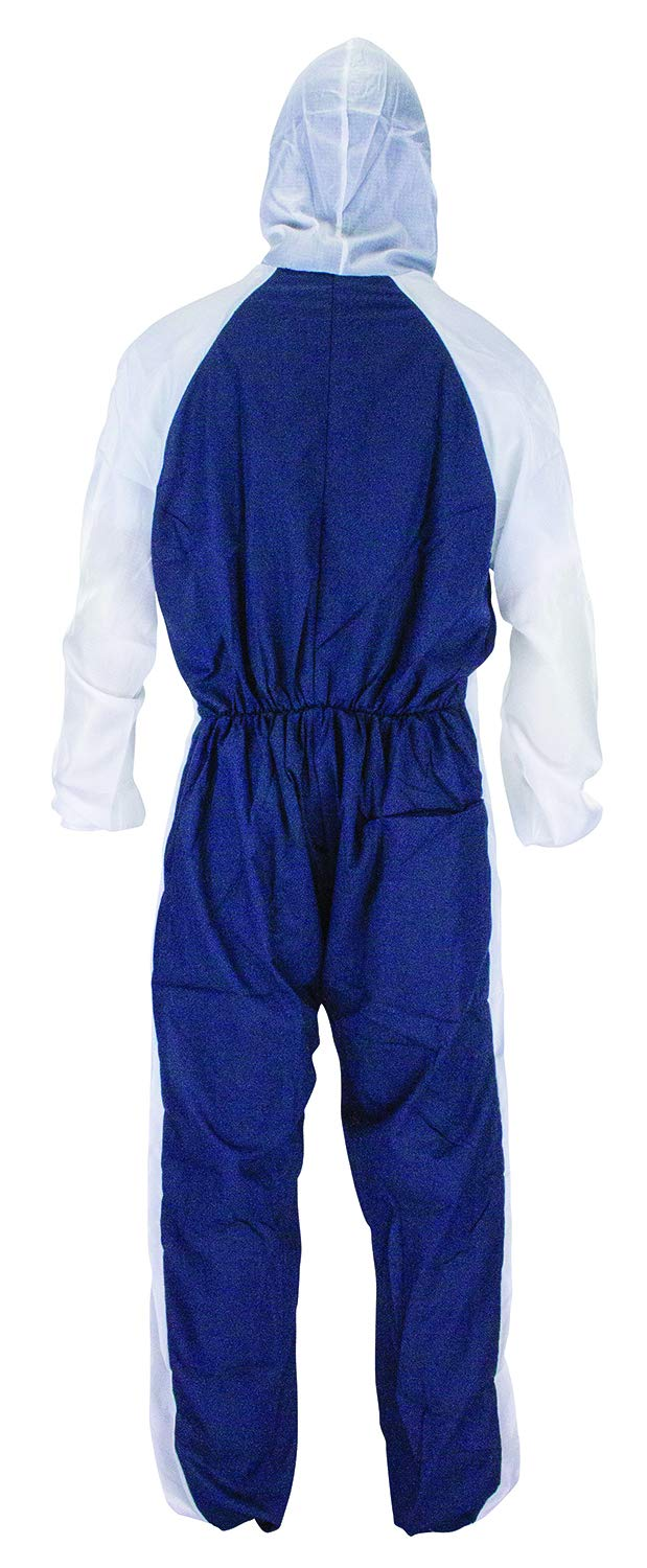 Triple-Extra Large SAS Safety 6940 Moon suit Nylon-Cotton Coverall
