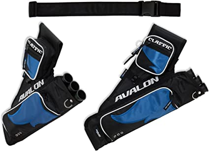 Avalon Archery Classic Take-Down ReCurve Bag Case Multi Colours With Arrow Tube
