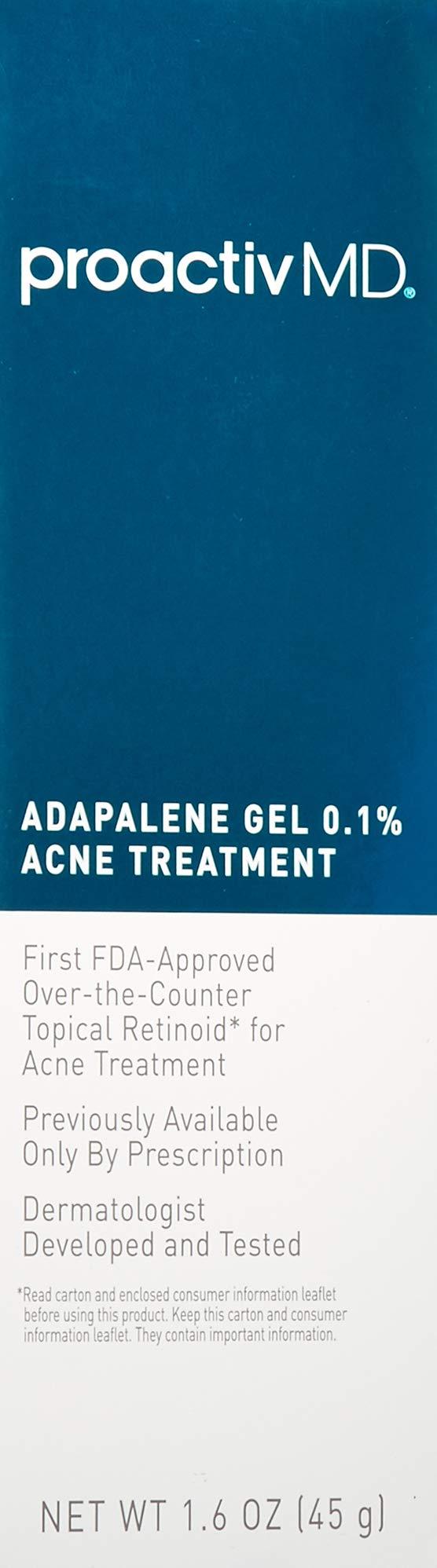 Adapalene Gel, 0.1% Acne Treatment by Proactiv (Image #3)