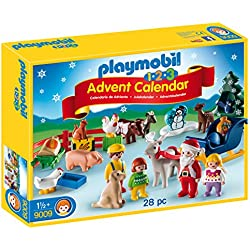 PLAYMOBIL 1.2.3 Advent Calendar - Christmas on the Farm