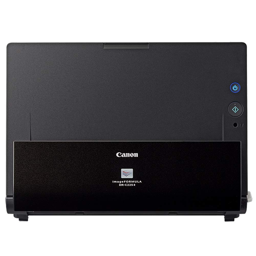 Canon imageFORMULA DR-C225 II Office Document Scanner (Renewed) by Canon