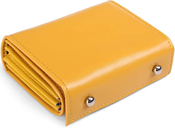 [レガーレ] 三つ折り財布 小銭入れあり 本革 メンズ レディース コンパクト 小さい