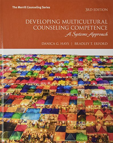 Developing Multicultural Counseling...