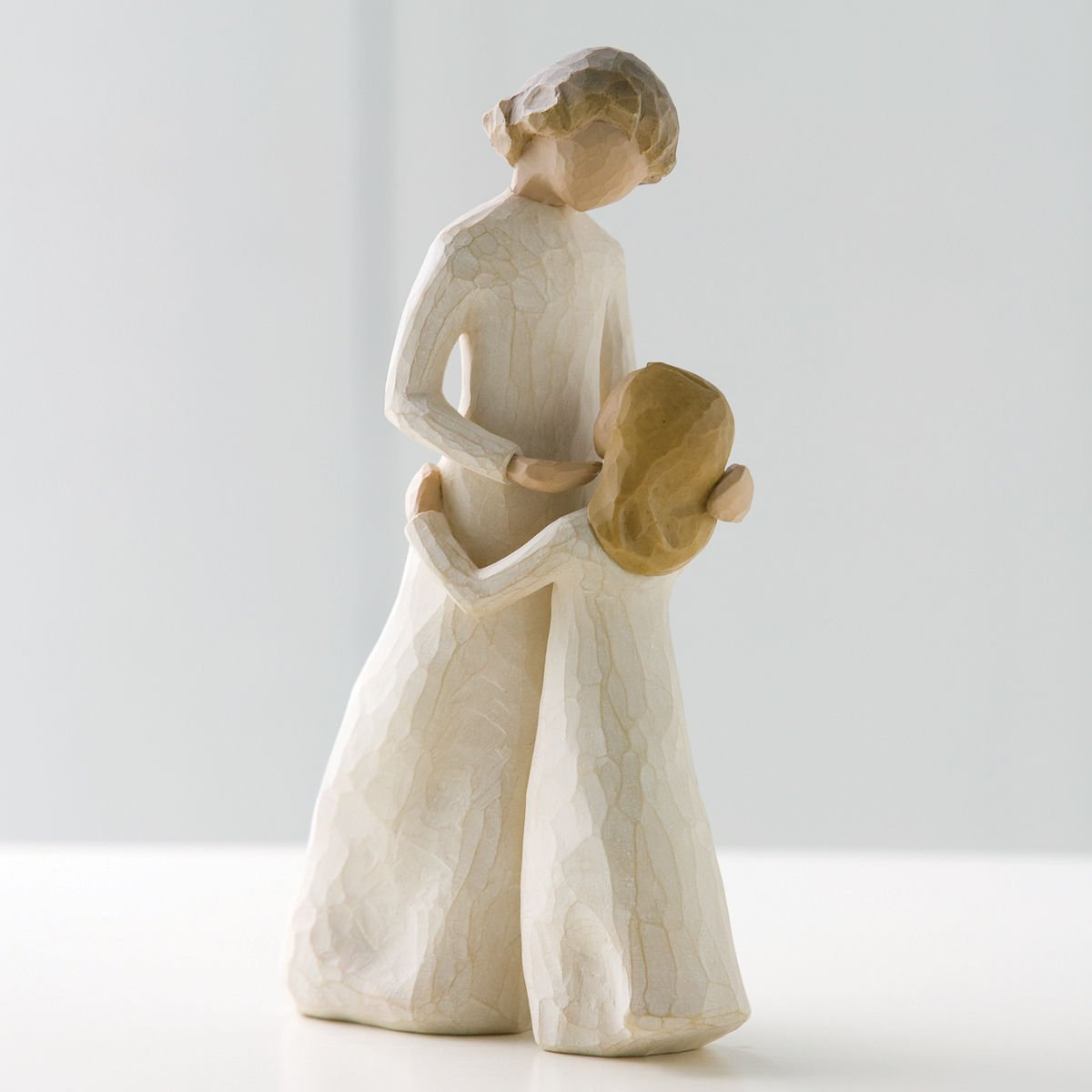Image result for mother and daughter figurine
