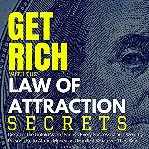 Get Rich with the Law of Attraction Audiobook
