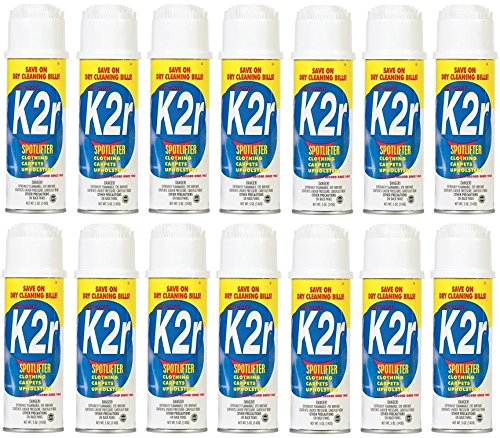 K2r 33001 5 oz Spotlifter Stain Remover - Quantity 14 by K2R