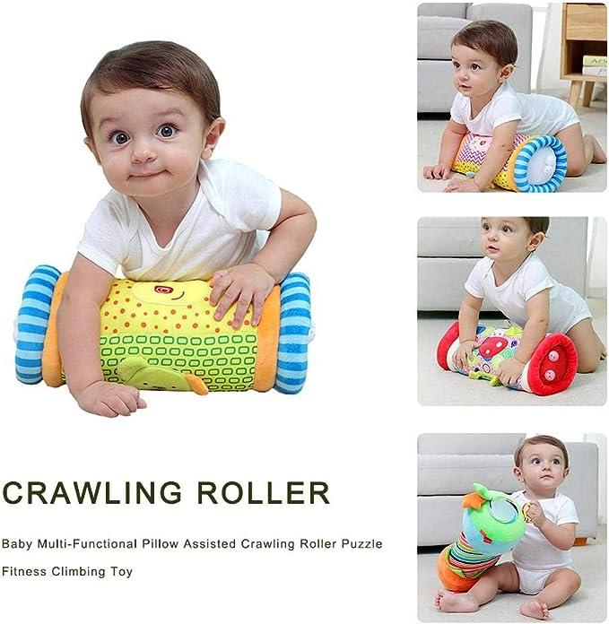 Multifunktions Baby Krabbeln Roller Kissen Unterstützt