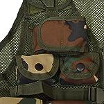 Nitehawk - Gilet Tactique/de Combat - Style Militaire/Police - Enfant 9