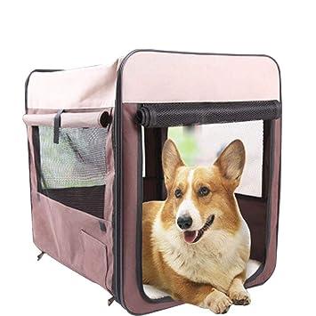 Following Jaula para Perro o Gato para Mascota, Transpirable, para Llevar en la Cama