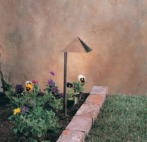 Solid Brass Path Light in US - 9