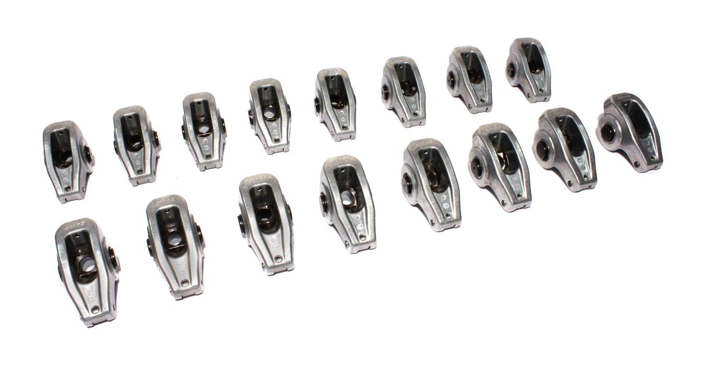 COMP Cams 17045-16 High Energy 7/16' Stud Diameter Die Cast Aluminum Roller Rocker Arm for Big Block Ford 351C