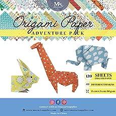 Origami Paper Adventure Pack