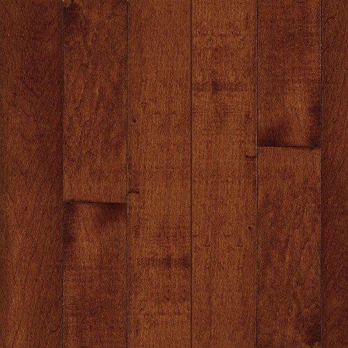 American Originals Salsa Cherry Maple 3/4 in. T x 5 in. W x Random Length Solid Hardwood Flooring (23.5 sq. ft. / case)