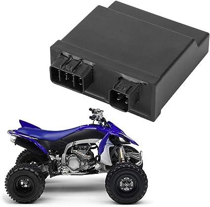 Fydun Z/ündger/ät CDI Unit 5TG-85540-00-00 Passend f/ür Yamaha YFZ 450 LE SE 2004-2009 CDI BOX