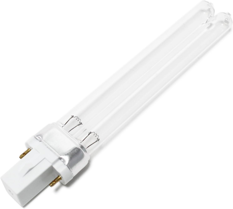 SunSun Lampe UV-C 5 W St/érilisateur Tube UVC Clarificateur
