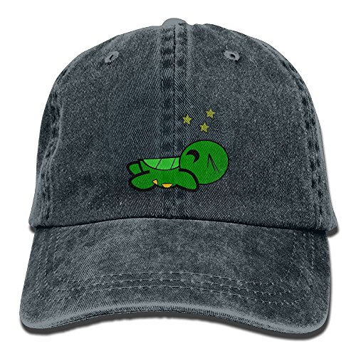 GqutiyulU Turtle-Stunned Adult Cowboy Hat Navy ()