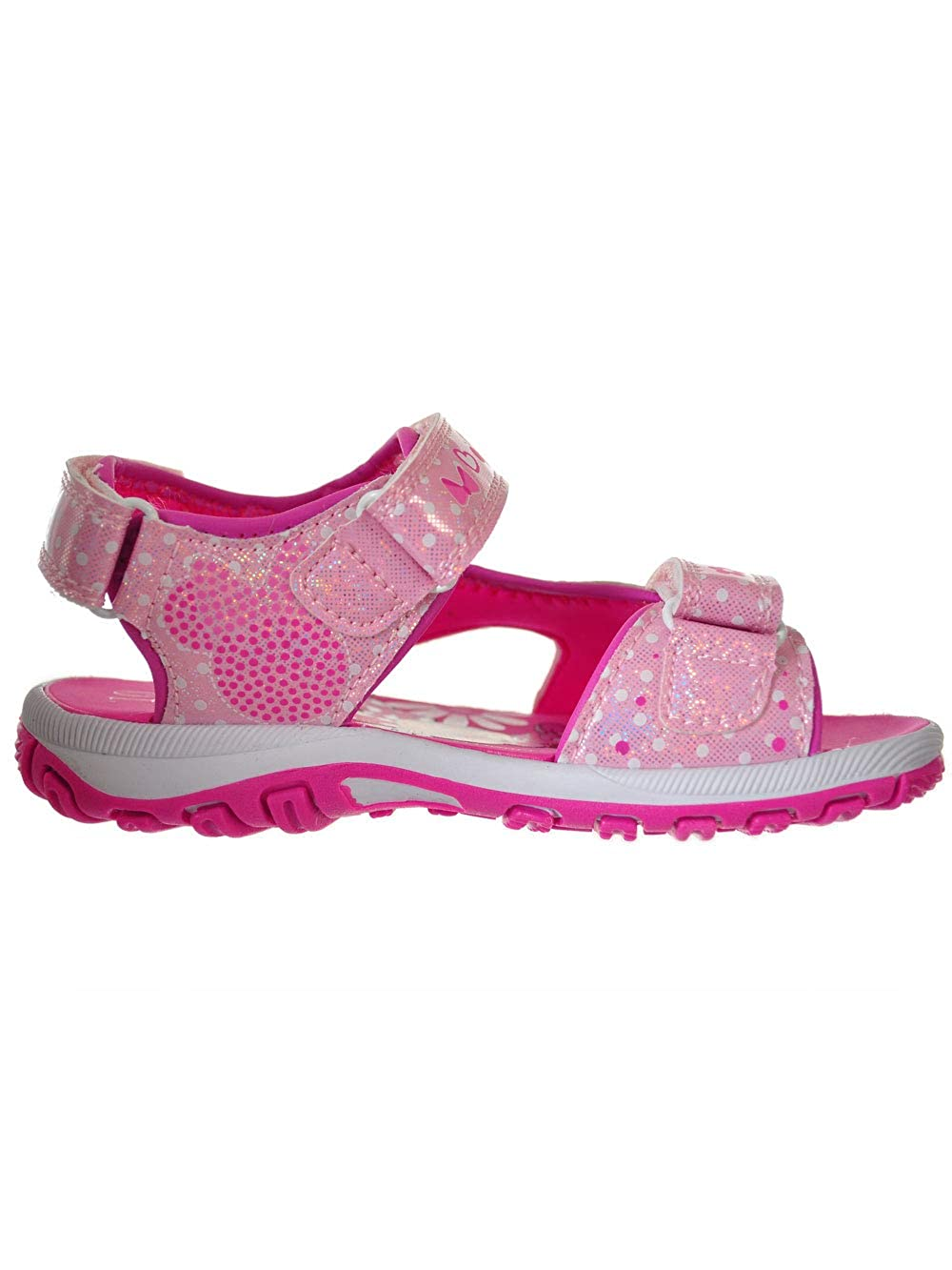 Minnie Mouse Girls Pink Sandal Shoes