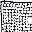 10' High X 10' Wide Golf Barrier & Containment Netting, #21 Polypro Netting, Serged Cord Edge Bordering, Golf, Baseball, Softball, Hockey, Lacrosse, Soccer, Basketball, Tennis, Multipurpose