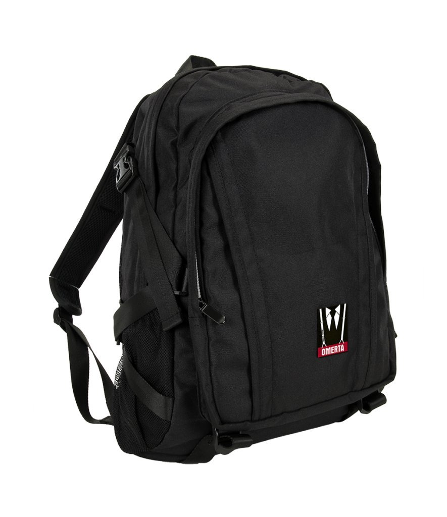 Dime Bags The Transporter Omerta Smell-Proof Locking Zipper Backpack by DIME BAGS