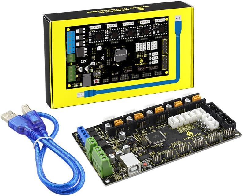 KEYESTUDIO MKS Gen 1.4 - Placa controladora de Impresora 3D para ...