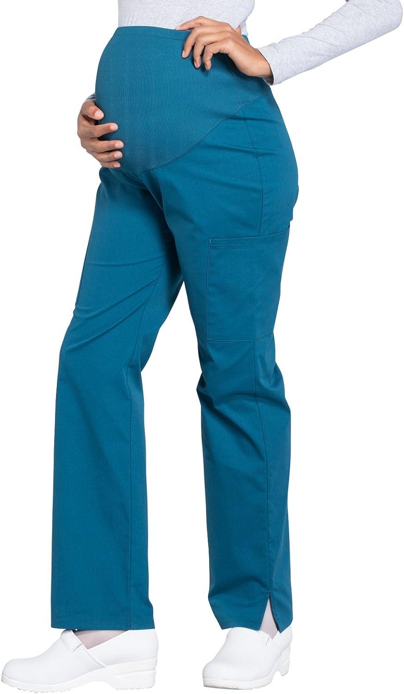Cherokee Workwear WW Professionals WW220 Women/'s Maternity Scrubs Pant