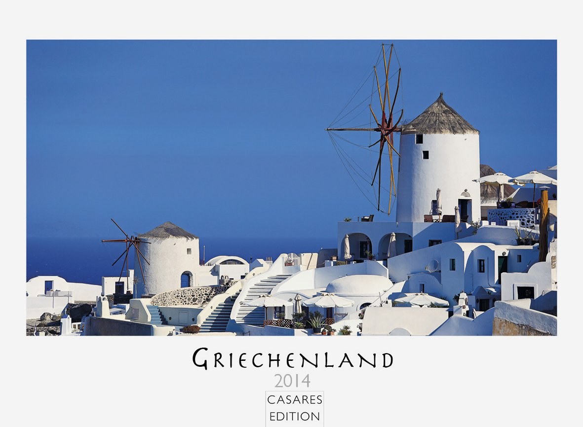 Griechenland 2014
