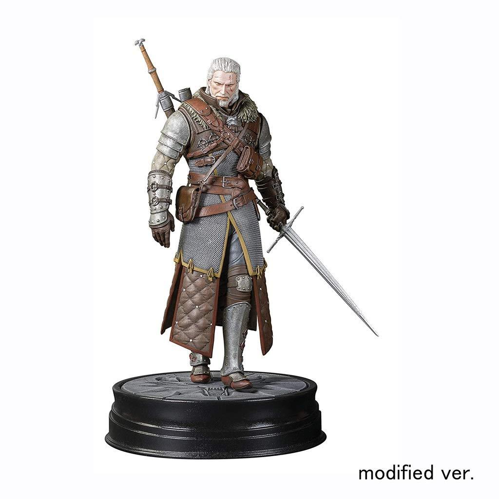 The Witcher 3 Wild Hunt Geralt Gro/ßmeister Ursine Figure