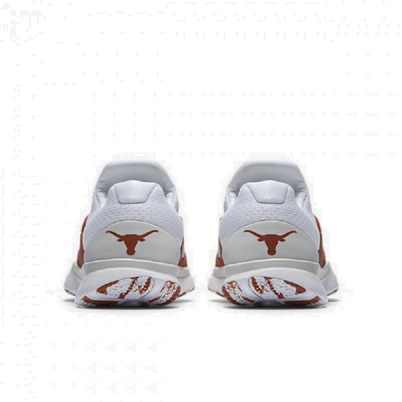 d364377b51bc7 NIKE FREE TRAINER V7 WEEK ZERO TEXAS LONGHORNS AA0881 800 Mens Shoes