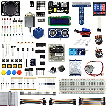 Amazon.com: UCTRONICS Ultimate Starter Learning Kit for