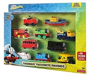 Fisher-Price Thomas & Friends Adventures Thomas' Favorite Friends