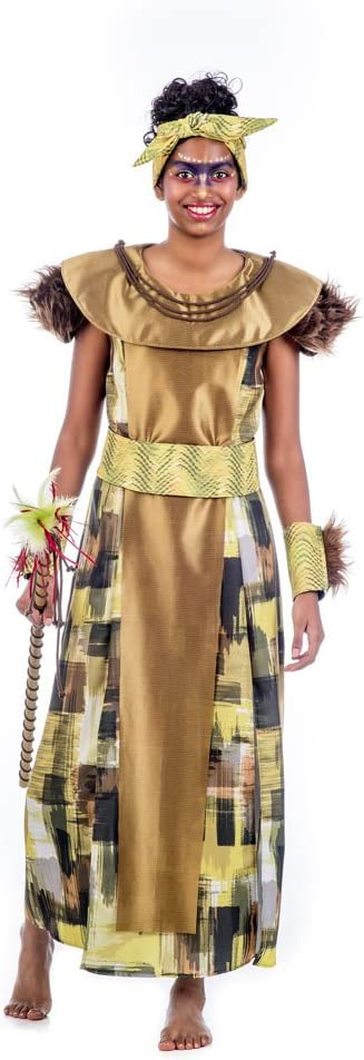 Limit Sport- Disfraz Africana Aluar, L (EA211): Amazon.es ...