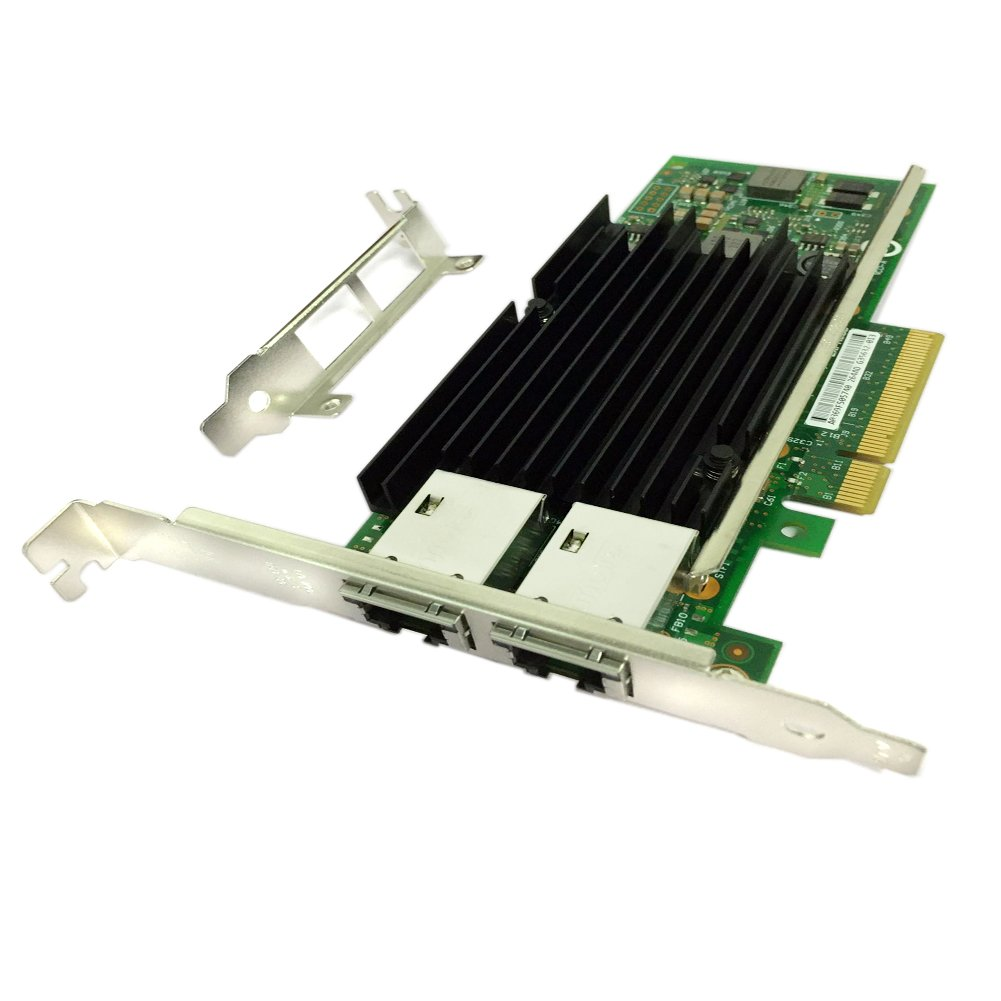 Macroreer for Intel X540-T2 10GbE Ethernet Converged Network Adapter Dual RJ45 Port
