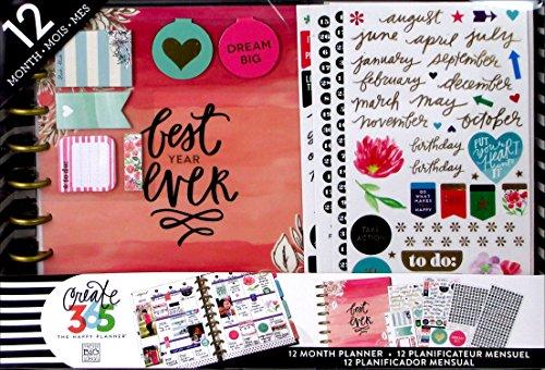 me & my BIG ideas BOX-109 Create 365 The Happy Planner