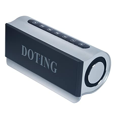 Review DOTING Bluetooth Speakers Cool