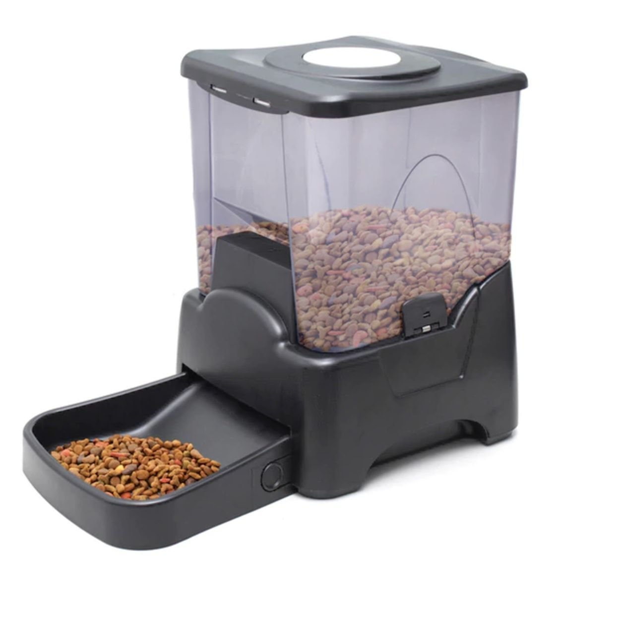 New Automatic Pet Feeder Dog Cat Programmable Animal Food Bowl Auto Dispenser