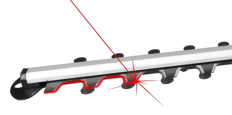 color rojo//negro Matrix 511010586/cpht 20/LI X de One bater/ía telesc/ópico Setos Tijeras