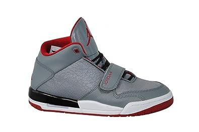 release date: 1058d 813a1 Amazon.com  NIKE Jordan Mens FLTCLB 90, Cool GreyGym RED-Black-White,  10.5 M US  Basketball