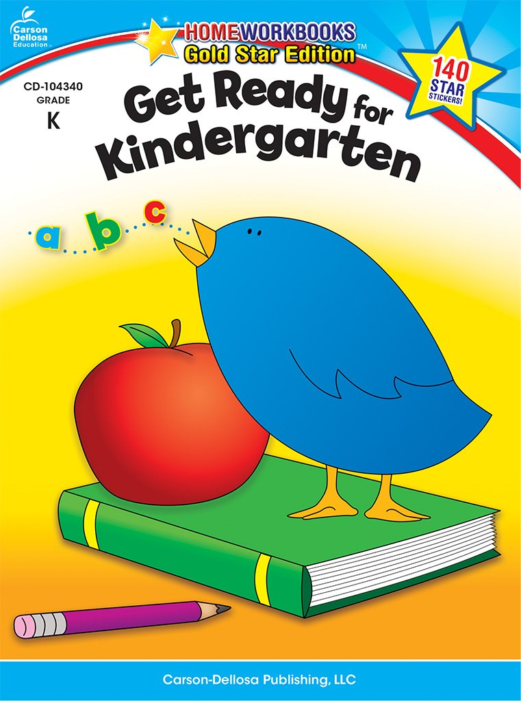 Download Get Ready for Kindergarten: Gold Star Edition (Home Workbooks) Text fb2 ebook