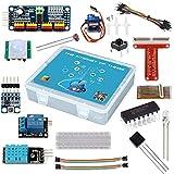 KOOKYE Raspberry Pi IoT Starter Kit Internet of Things for Raspberry Pi 2 / 3 (16 items)