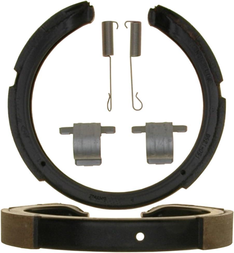 Raybestos 817PG Professional Grade Drum-in-Hat Parking Brake Shoe Set