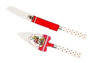 OFERTA de lanzamiento - Paleta para tartas y cuchillo en ...