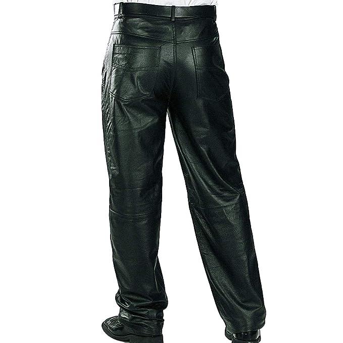 Amazon.com: Xelement 860 Classic - Pantalones de piel para ...
