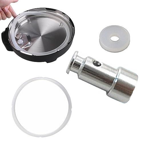 Amazon.com: Anillo de sellado de silicona, sin BPA ...