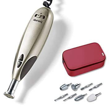 Beurer MP60 On Pack - Set de manicura y pedicura profesional