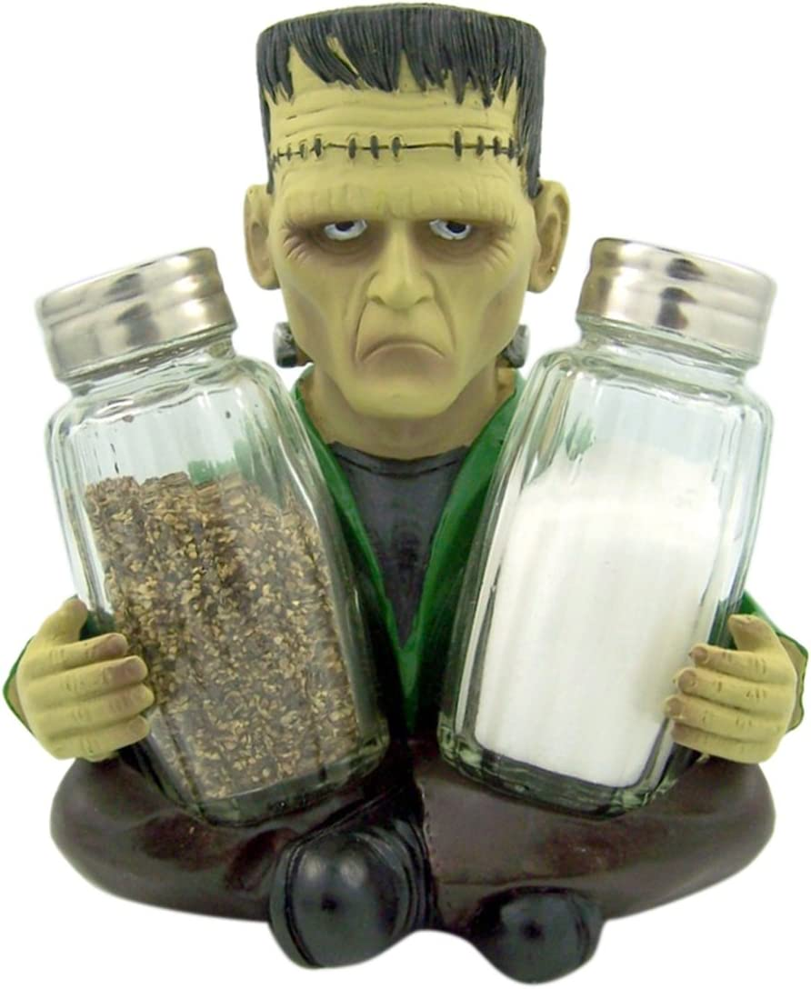 Frankenstein Salt and Pepper Shakers