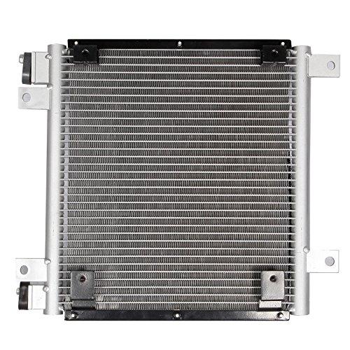 ECCPP AC A/C Condenser for 1999-2007 Isuzu NPR NQR NRR W3500 W4500