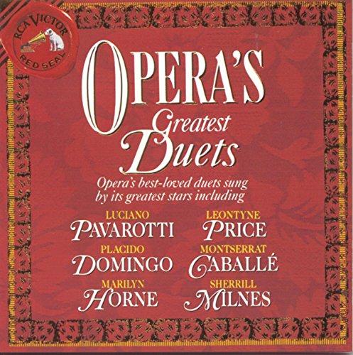 Opera's Greatest Duets (Best Opera Arias Cd)