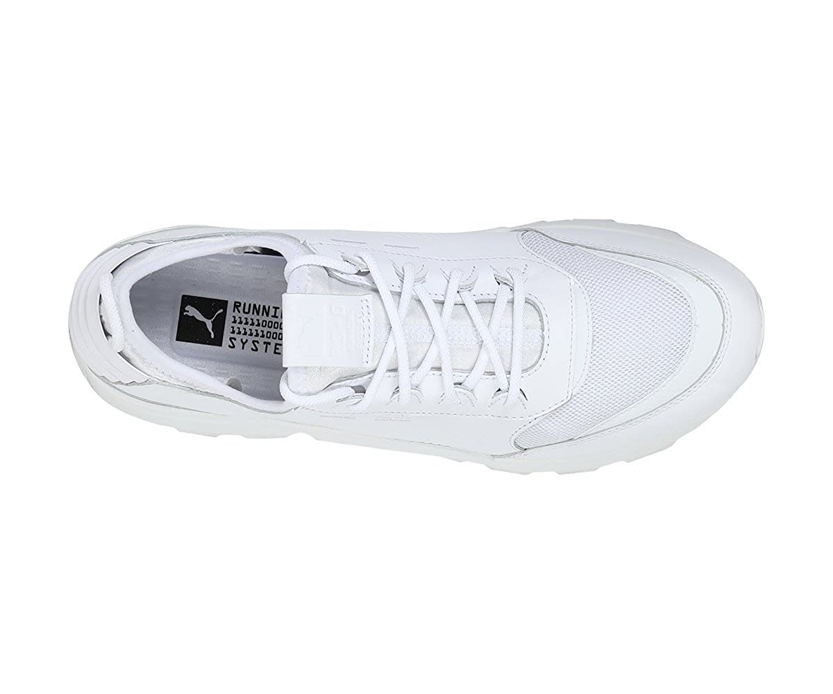 acantilado Ficticio partido Democrático  Puma Unisex RS-0 Sound White: Amazon.in: Shoes & Handbags