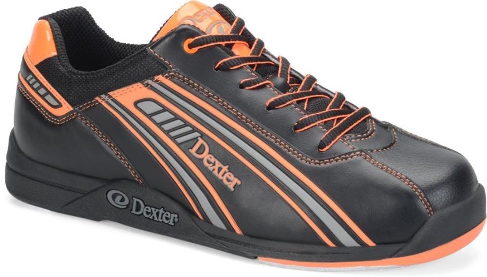 Dexter Keith Bowling Shoes, Size 11.5, Black/Grey/Orange